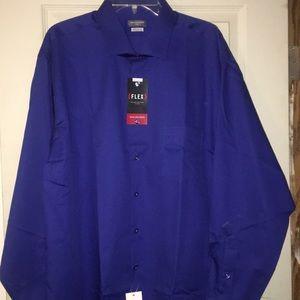 Brand New Van Heusen Flex Button Up Shirt